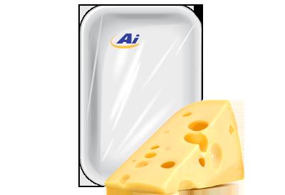 Emballage pour le fromage et les produits laitiers